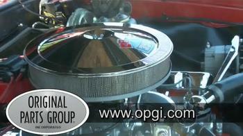 OPGI Original Parts Group Inc TV Spot, 'Quality Parts: Chevrolet Models' - Thumbnail 2