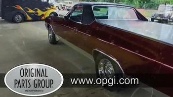 OPGI Original Parts Group Inc TV Spot, 'Quality Parts: Chevrolet Models' - Thumbnail 3