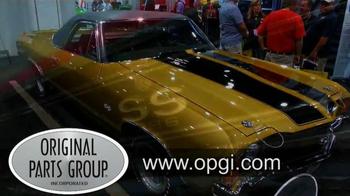 OPGI Original Parts Group Inc TV Spot, 'Quality Parts: Chevrolet Models' - Thumbnail 4