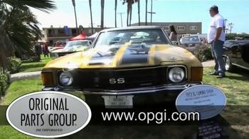 OPGI Original Parts Group Inc TV Spot, 'Quality Parts: Chevrolet Models' - Thumbnail 5