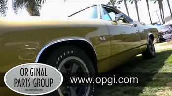 OPGI Original Parts Group Inc TV Spot, 'Quality Parts: Chevrolet Models' - Thumbnail 6