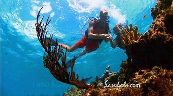 Sandals Grande Antigua Resorts TV Spot, 'Falling in Love'