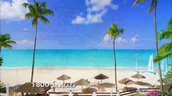 Sandals Grande Antigua Resorts TV Spot, 'Falling in Love' - Thumbnail 2