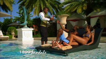 Sandals Grande Antigua Resorts TV Spot, 'Falling in Love' - Thumbnail 3