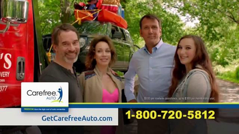 Carefree Auto TV Spot, 'To the Rescue' - Thumbnail 4