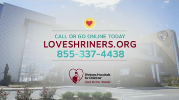 Shriners Hospitals for Children TV Spot, 'Hunter' - Thumbnail 9