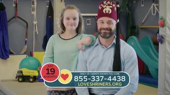 Shriners Hospitals for Children TV Spot, 'Hunter' - Thumbnail 7