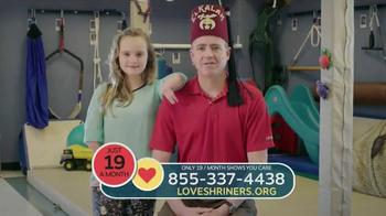 Shriners Hospitals for Children TV Spot, 'Hunter' - Thumbnail 8