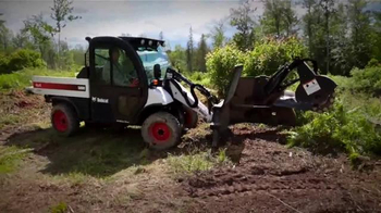 Bobcat TV Spot, 'Outdoor Channel: Work Faster' - 72 commercial airings