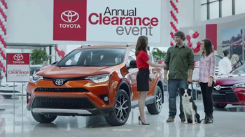 Toyota Annual Clearance Event TV Spot, 'Camping' - Thumbnail 1