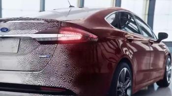 Ford Fusion TV Spot, 'Instinto' [Spanish] - Thumbnail 4