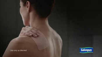 Salonpas TV Spot, 'Any Place, Anywhere' - Thumbnail 2