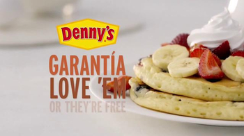 Denny's Buttermilk Pancakes TV Spot, 'La garantía' [Spanish] - Thumbnail 10