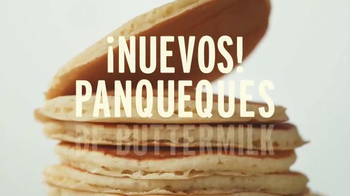 Denny's Buttermilk Pancakes TV Spot, 'La garantía' [Spanish] - Thumbnail 5