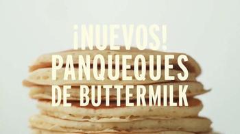 Denny's Buttermilk Pancakes TV Spot, 'La garantía' [Spanish] - Thumbnail 6