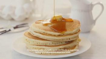 Denny's Buttermilk Pancakes TV Spot, 'La garantía' [Spanish] - Thumbnail 7
