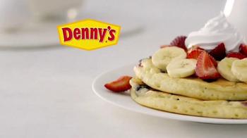 Denny's Buttermilk Pancakes TV Spot, 'La garantía' [Spanish] - Thumbnail 9