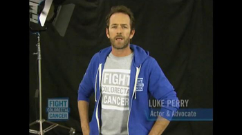Fight Colorectal Cancer TV Spot, 'Take Control' Featuring Luke Perry - Thumbnail 1