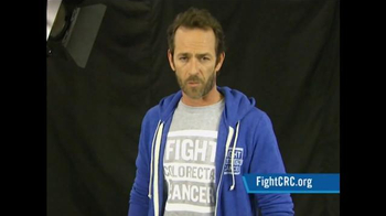 Fight Colorectal Cancer TV Spot, 'Take Control' Featuring Luke Perry - Thumbnail 10