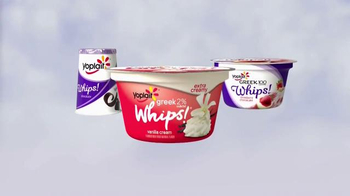 Yoplait Greek 2% Whips! TV Spot, 'Dreamy' - Thumbnail 6