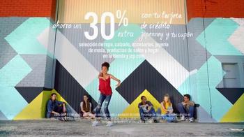 JCPenney TV Spot, 'Ahorros más grande de la temporada' [Spanish] - Thumbnail 7
