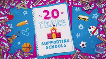 Box Tops For Education TV Spot, '20 Years' - Thumbnail 2