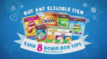 Box Tops For Education TV Spot, '20 Years' - Thumbnail 7