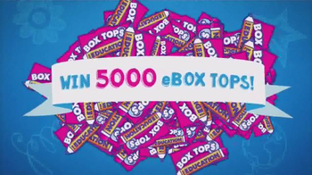 Box Tops For Education TV Spot, '20 Years' - Thumbnail 9