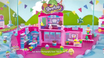 Shopkins Kinstructions TV Spot, 'Piece by Piece'