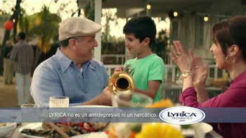 Lyrica TV Spot, 'Dolor neuropático diabético' [Spanish] - Thumbnail 9