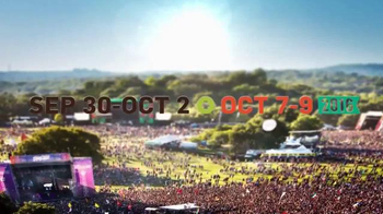 Austin Parks Foundation TV Spot, '2016 Austin City Limits Music Festival' - Thumbnail 4