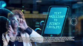 K.C. Undercover Mission: Vacation Sweepstakes TV Spot, 'Surprise' - Thumbnail 3