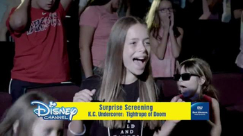 K.C. Undercover Mission: Vacation Sweepstakes TV Spot, 'Surprise' - Thumbnail 2