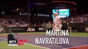 World Team Tennis TV Spot, '2016 WTT Smash Hits: Caesars Palace' - Thumbnail 3