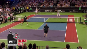 World Team Tennis TV Spot, '2016 WTT Smash Hits: Caesars Palace' - Thumbnail 7