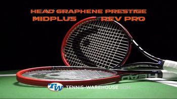 Tennis Warehouse TV Spot, 'Save, Save, Save' - Thumbnail 2