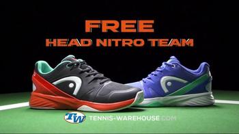 Tennis Warehouse TV Spot, 'Save, Save, Save' - Thumbnail 4