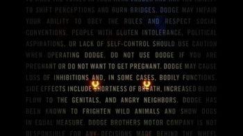 Dodge TV Spot, 'WARNING!!' Song by Metallica
