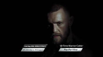 Time Warner Cable On Demand TV Spot, 'UFC 202: Diaz vs. McGregor'