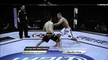 Time Warner Cable On Demand TV Spot, 'UFC 202: Diaz vs. McGregor' - Thumbnail 7
