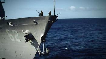 U.S. Navy TV Spot, 'Around the Clock' - Thumbnail 4
