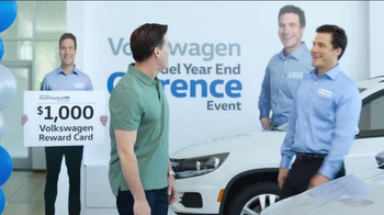 Volkswagen Model Year End Event TV Spot, 'Clarence: Passat' - Thumbnail 1