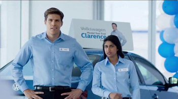 Volkswagen Model Year End Event TV Spot, 'Clarence: Passat'