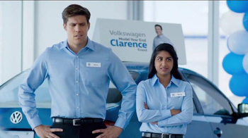 Volkswagen Model Year End Event TV Spot, 'Clarence: Passat' - Thumbnail 6