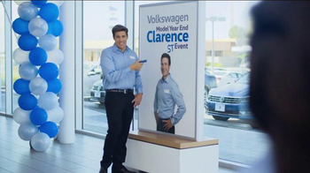 Volkswagen Model Year End Event TV Spot, 'Clarence: Passat' - Thumbnail 7