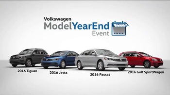 Volkswagen Model Year End Event TV Spot, 'Clarence: Passat' - Thumbnail 8