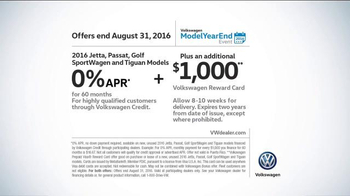 Volkswagen Model Year End Event TV Spot, 'Clarence: Passat' - Thumbnail 9