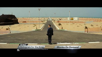 Time Warner Cable TV Spot, 'The Lobster and A Hologram for the King' - Thumbnail 6