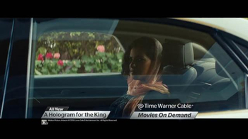 Time Warner Cable TV Spot, 'The Lobster and A Hologram for the King' - Thumbnail 7