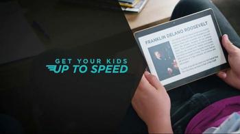 XFINITY X1 Double Play TV Spot, 'School Presentation' - Thumbnail 6